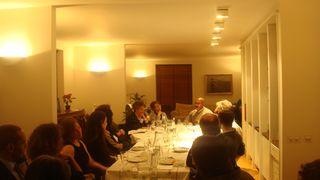Mohammed Fahili gives talk mar22 11